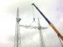 Babahoyo Substation: Civil Works and Electromechanical Assembly